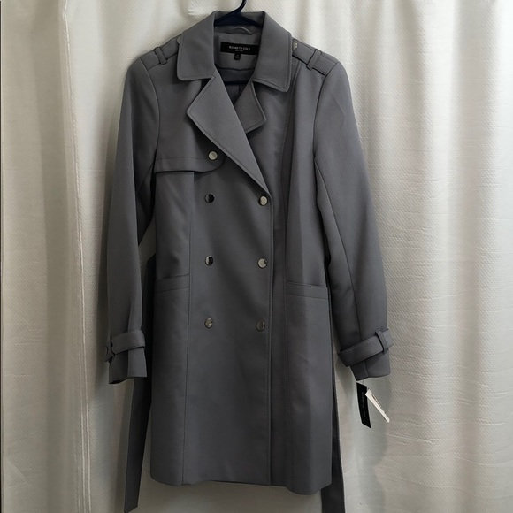 Kenneth Cole Jackets & Blazers - Kenneth Cole light trench coat